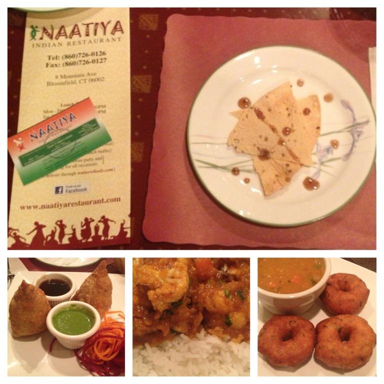 indian dinner noms!