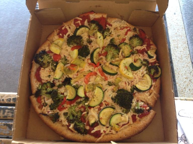 perfect. pizza.