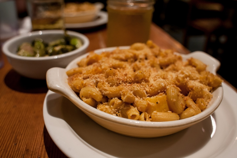 Homeroom Vegan Mac & Cheese