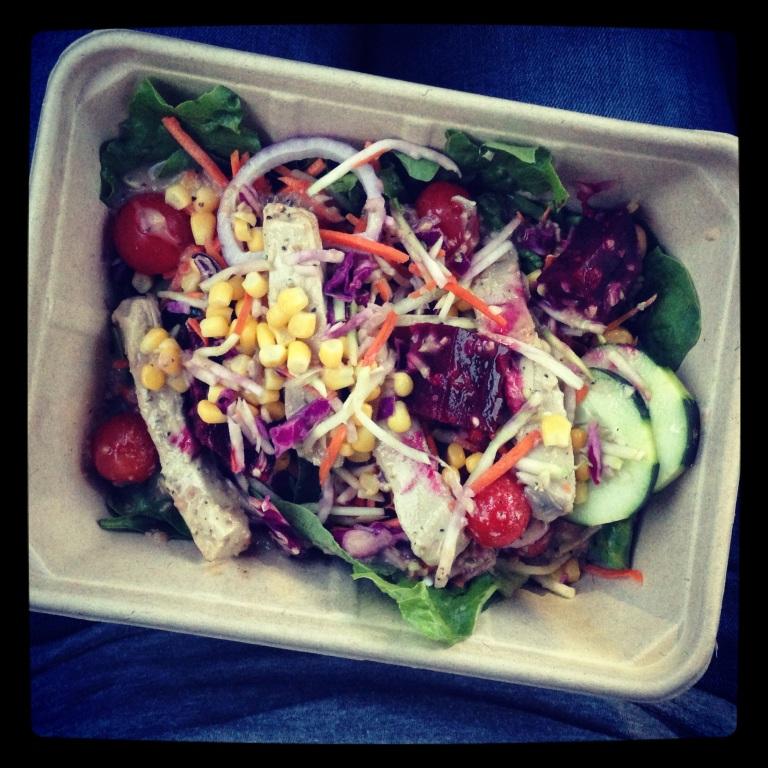 the last salad