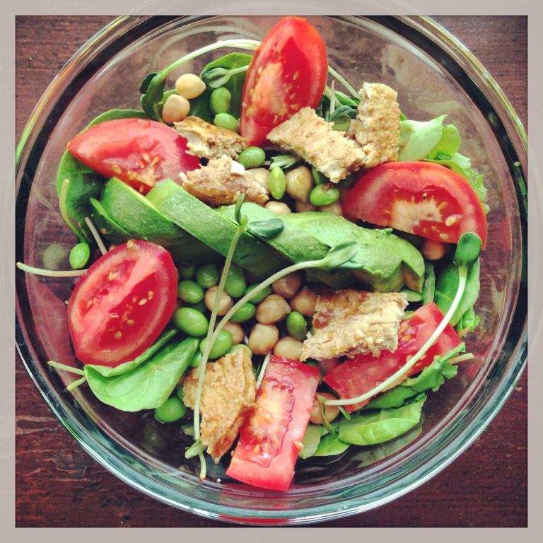 best dinner salad ever