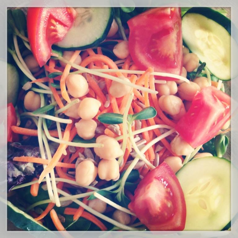 delicious salad!