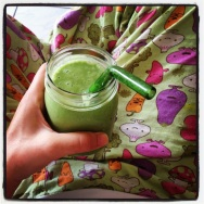 green smoothie!