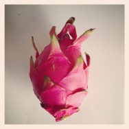 dragonfruit - trying something new