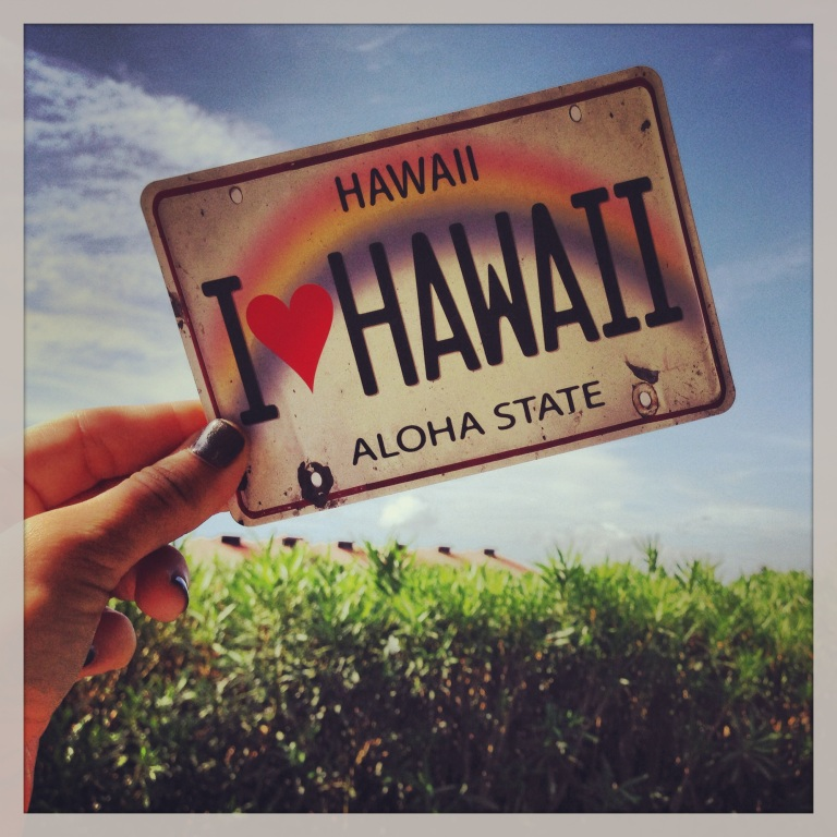i heart hawaii