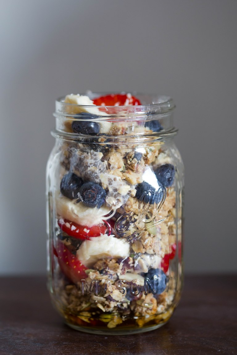effortless overnight oats by oh she glows