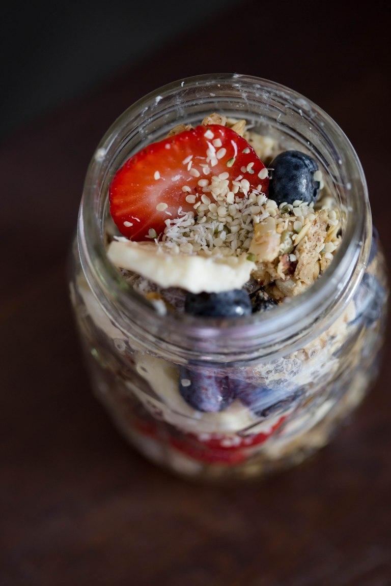 perfect balanced breakfast