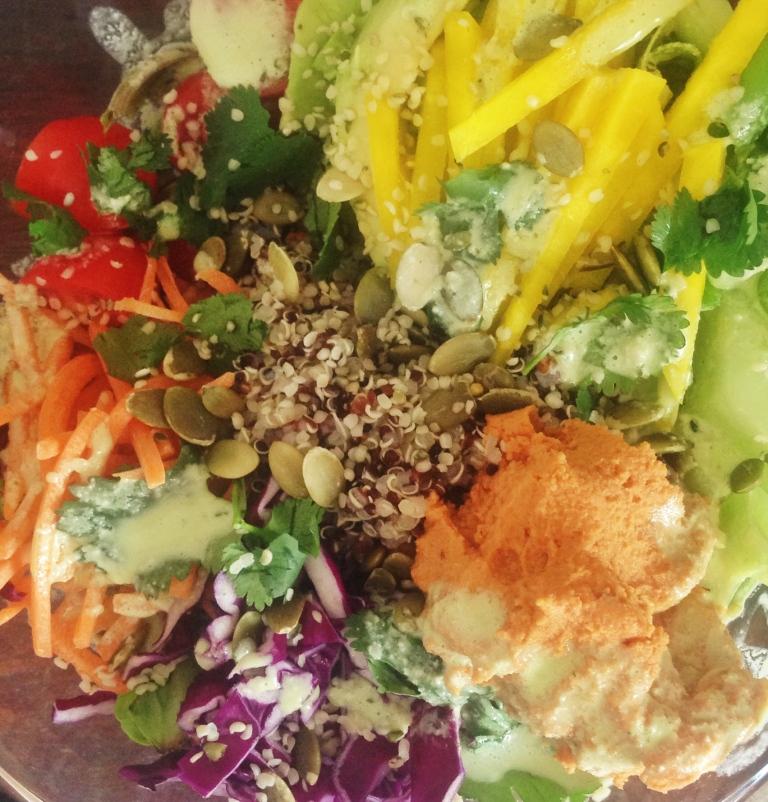 nourish & glow bowl
