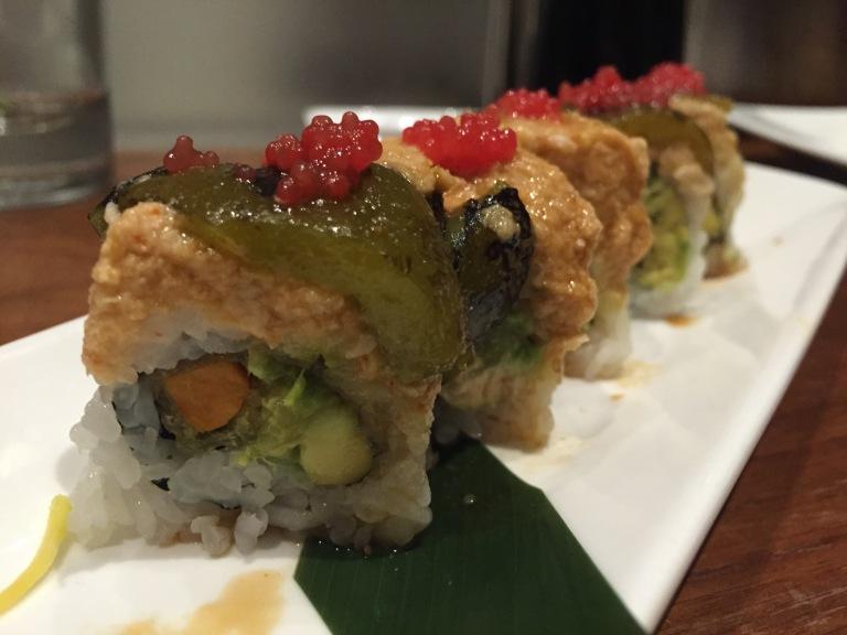 sushi roll #1