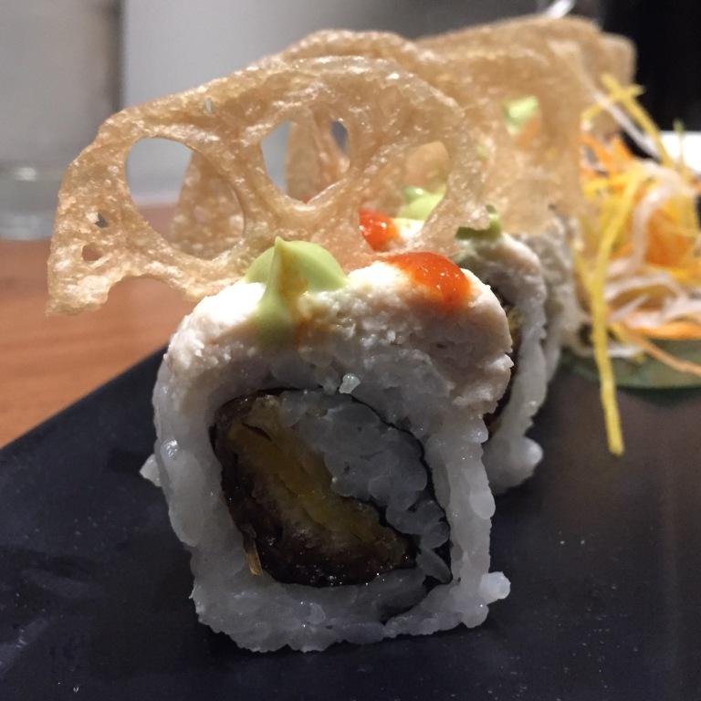 sushi roll #2
